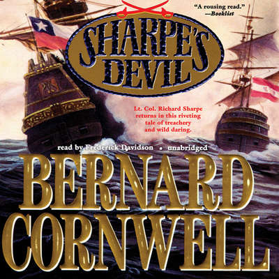 Sharpe's Devil: Richard Sharpe and the Emperor, 1820–1821 Audiobook, by
