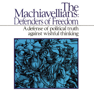 Printable The Machiavellians: Defenders of Freedom Audiobook Cover Art