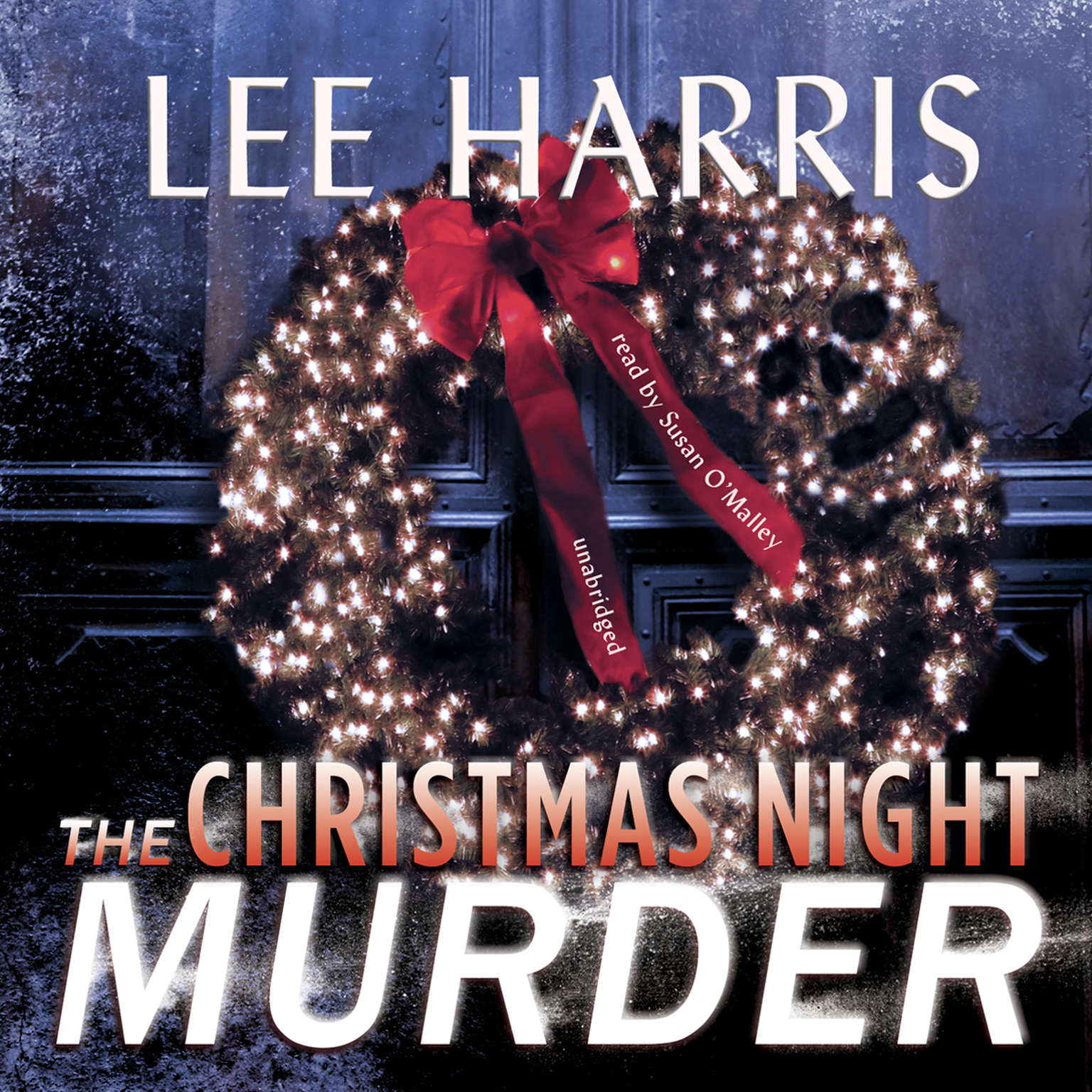 Printable The Christmas Night Murder: A Christine Bennett Mystery Audiobook Cover Art