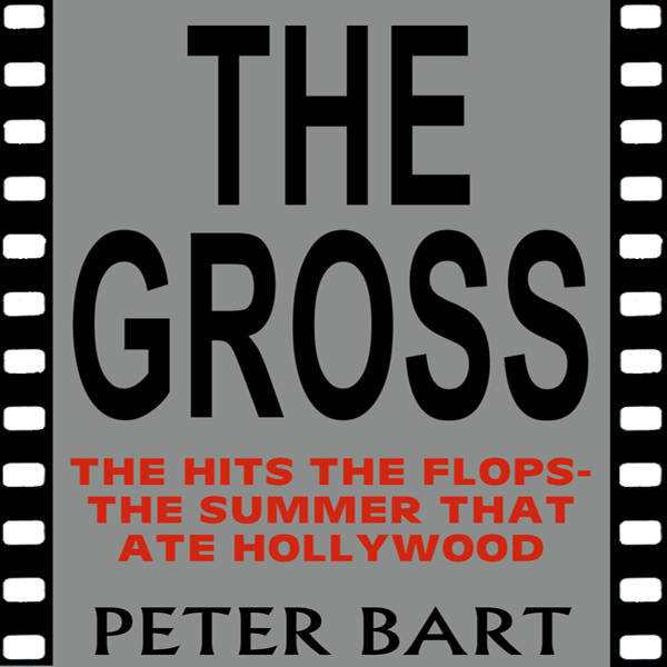 Printable The Gross: The Hits, the Flops: The Summer that Ate Hollywood Audiobook Cover Art