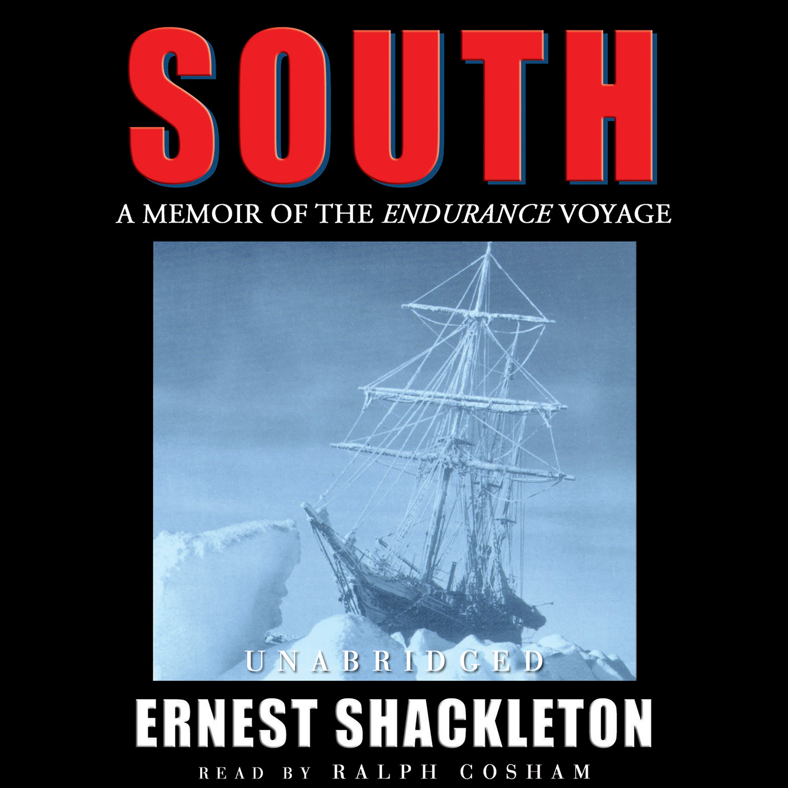 Printable South: A Memoir of the Endurance Voyage Audiobook Cover Art