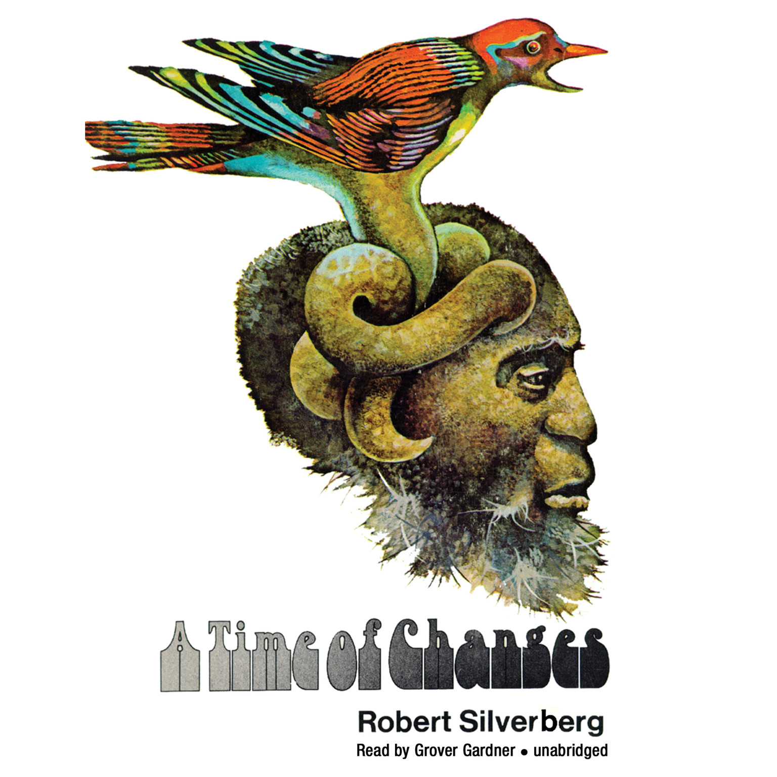 Printable A Time of Changes Audiobook Cover Art