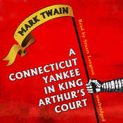 A Connecticut Yankee in King Arthur's Court Audiobook, by Mark Twain