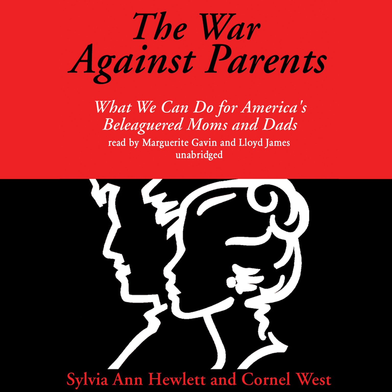 Printable The War against Parents: What We Can Do for America's Beleaguered Moms and Dads Audiobook Cover Art