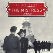 The Mistress Audiobook, by Philippe Tapon
