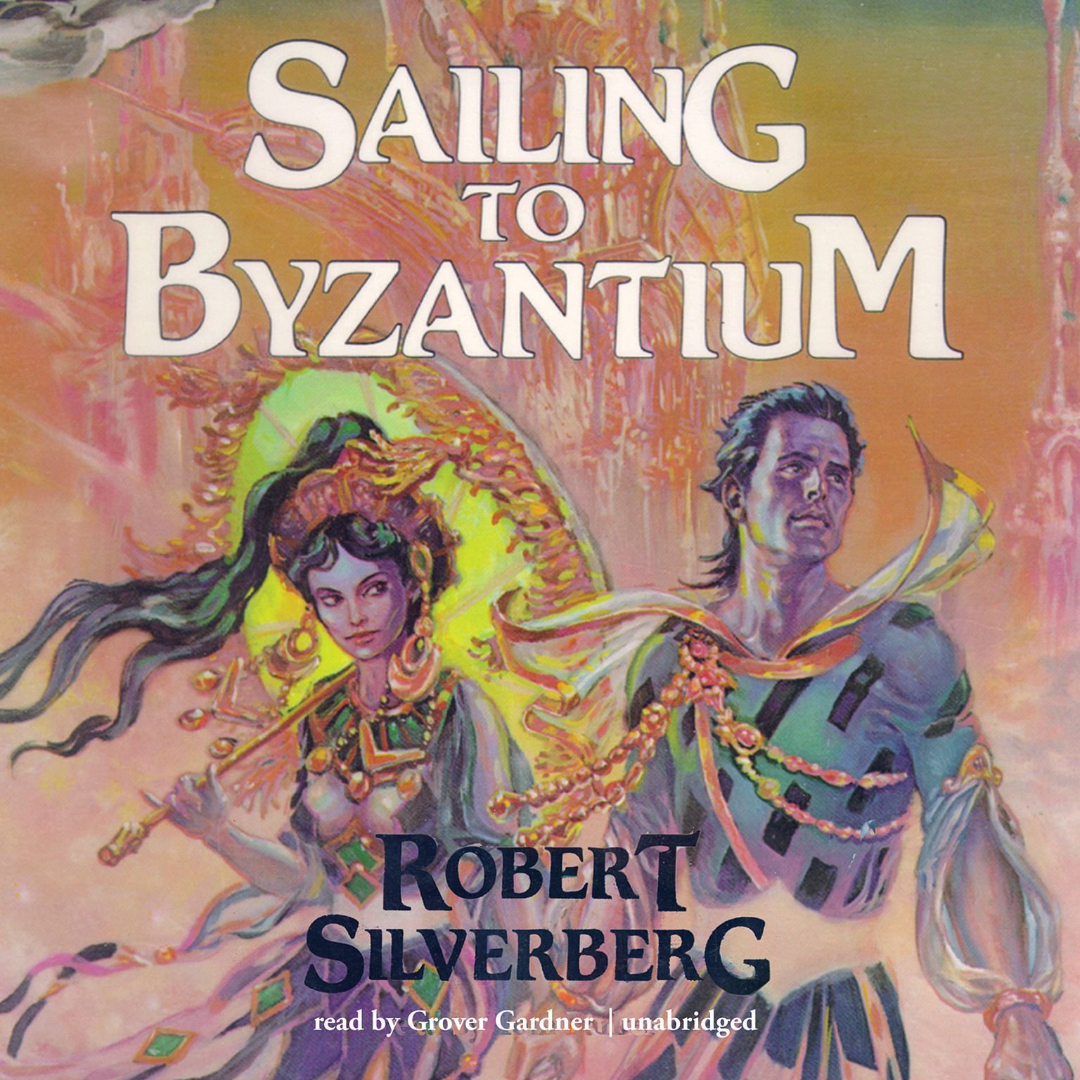 Printable Sailing to Byzantium Audiobook Cover Art