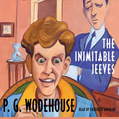 The Inimitable Jeeves Audiobook, by