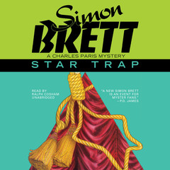 Star Trap Audiobook, by Simon Brett