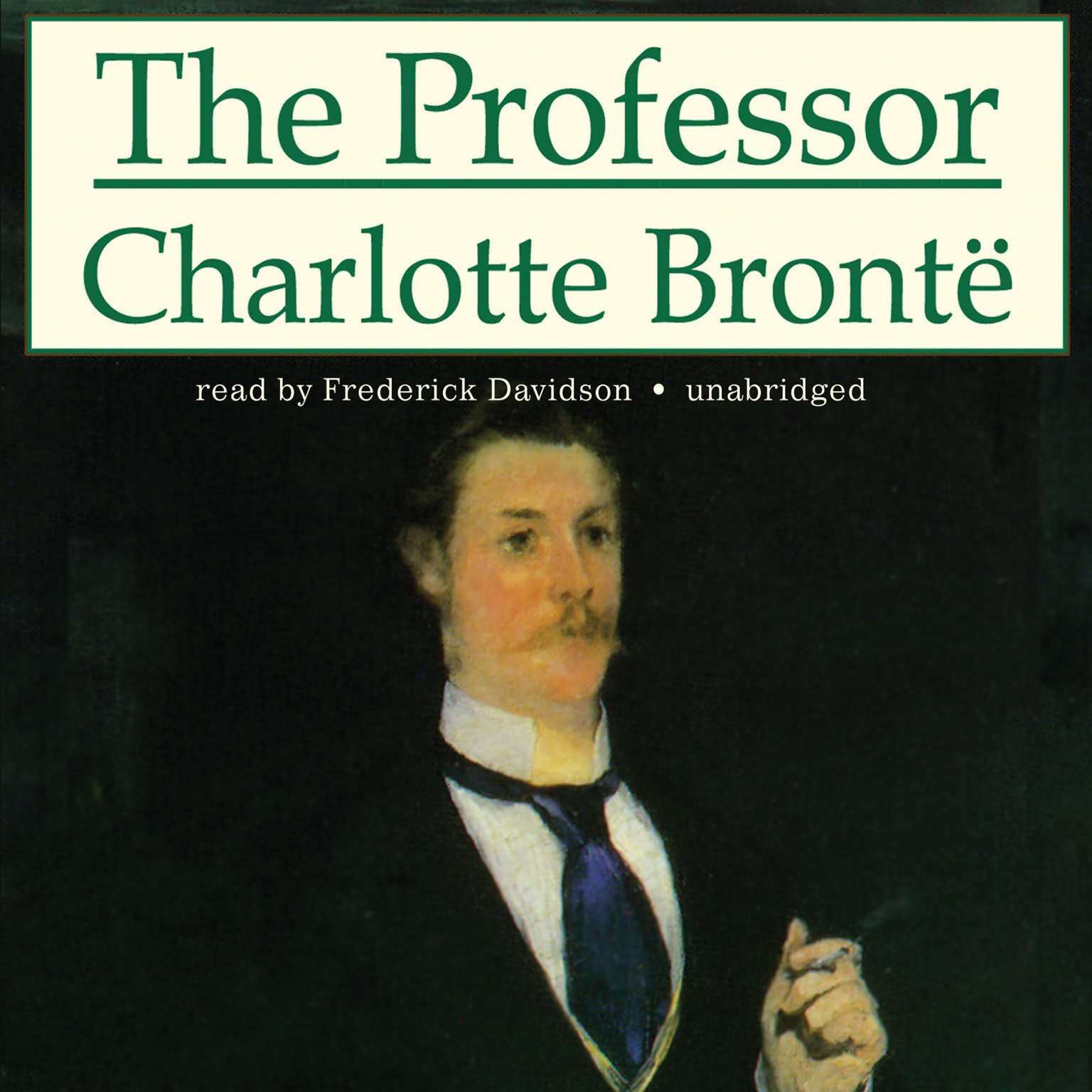 Printable The Professor Audiobook Cover Art