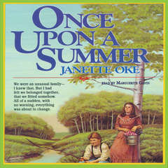 Once upon a Summer Audiobook, by Janette Oke