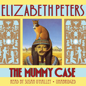 The Mummy Case: An Amelia Peabody Mystery Audiobook, by Elizabeth Peters
