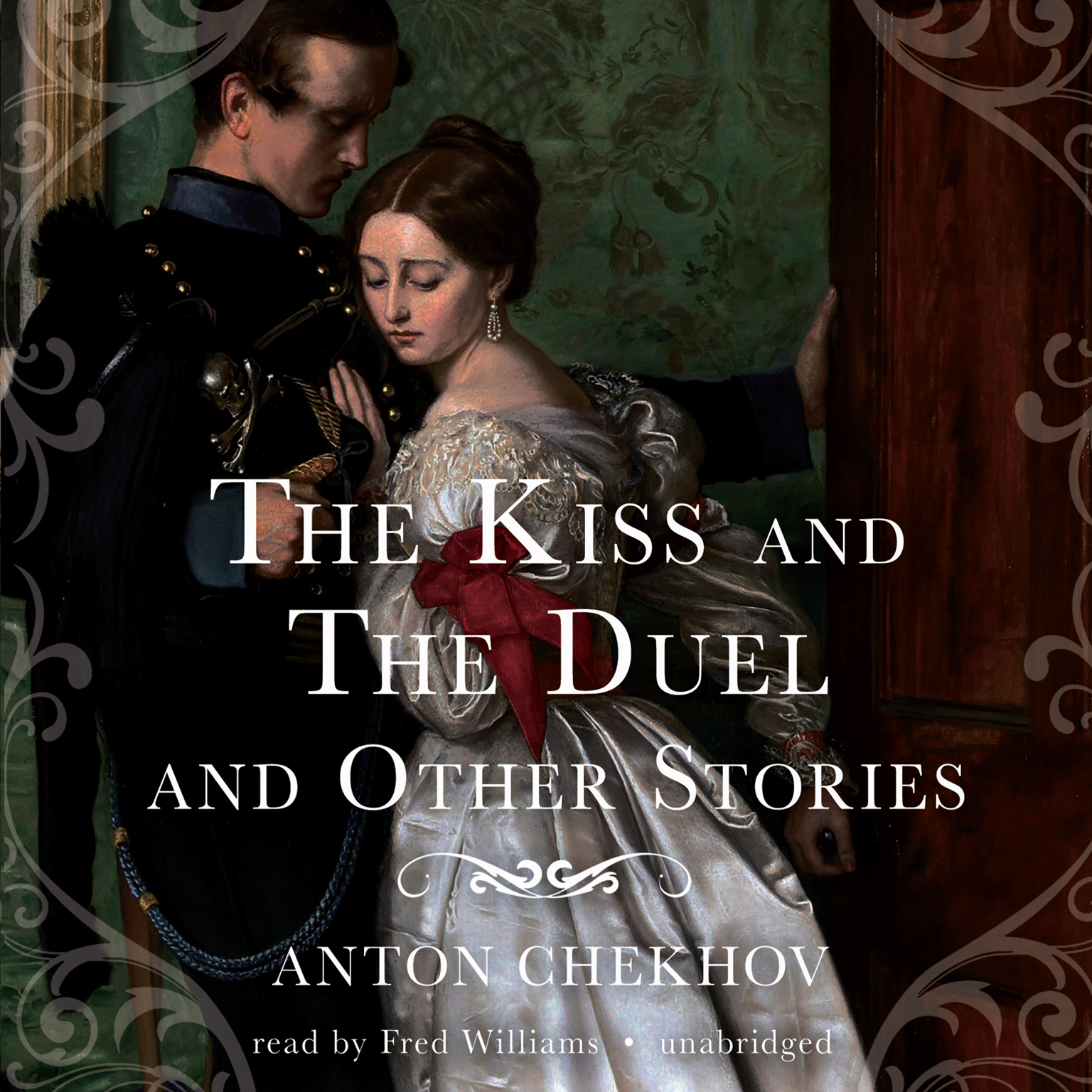 Printable The Kiss and The Duel and Other Stories Audiobook Cover Art