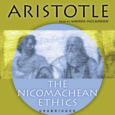 Printable The Nicomachean Ethics Audiobook Cover Art