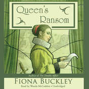 Queen's Ransom Audiobook, by Fiona Buckley