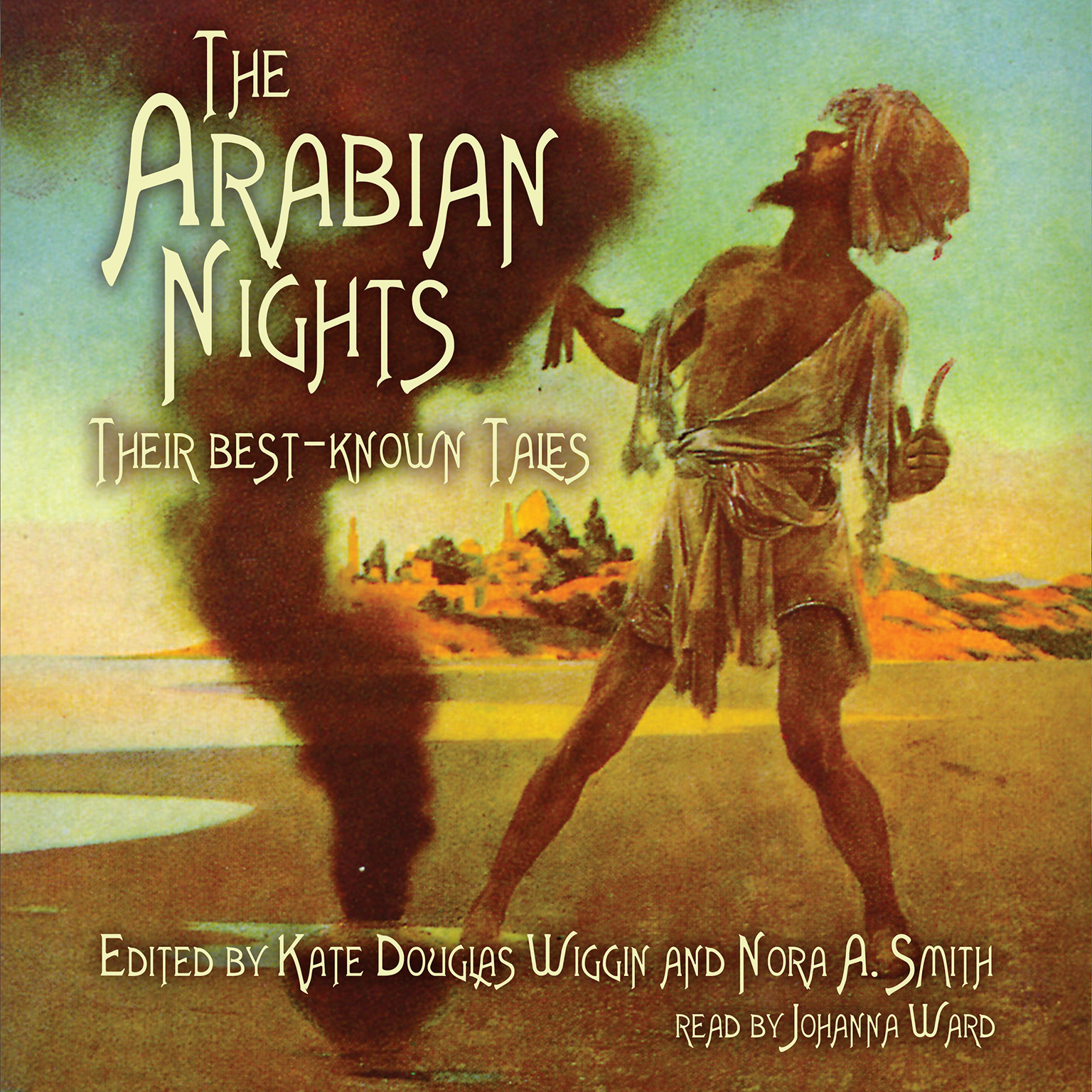 Printable The Arabian Nights: Their Best-Known Tales Audiobook Cover Art