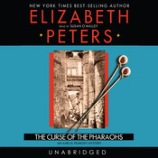 The Curse of the Pharaohs: An Amelia Peabody Mystery Audiobook, by Elizabeth Peters
