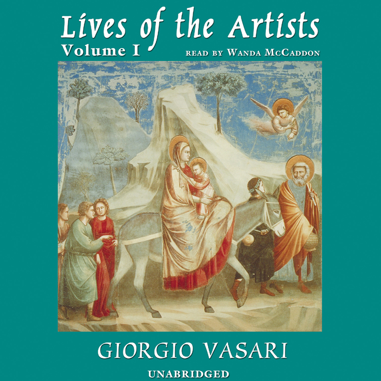 Printable Lives of the Artists, Vol. 1 Audiobook Cover Art