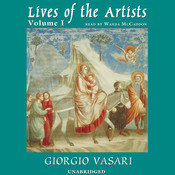 Lives of the Artists, Vol. 1 Audiobook, by Giorgio Vasari