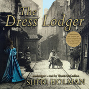 The Dress Lodger Audiobook, by Sheri Holman