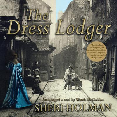 The Dress Lodger Audiobook, by Sheri Holman