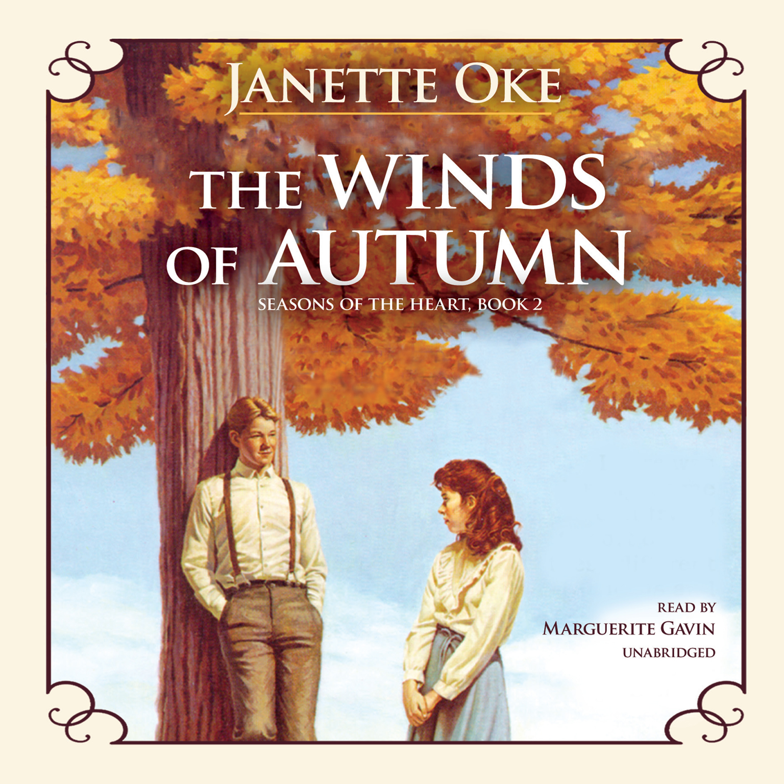 Printable The Winds of Autumn Audiobook Cover Art