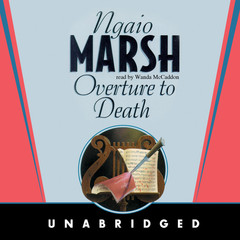 Overture to Death Audiobook, by Ngaio Marsh