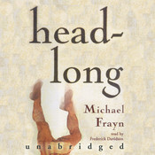 Headlong Audiobook, by Michael Frayn