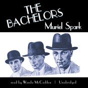 The Bachelors Audiobook, by Muriel Spark