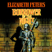Borrower of the Night: The First Vicky Bliss Mystery Audiobook, by Elizabeth Peters