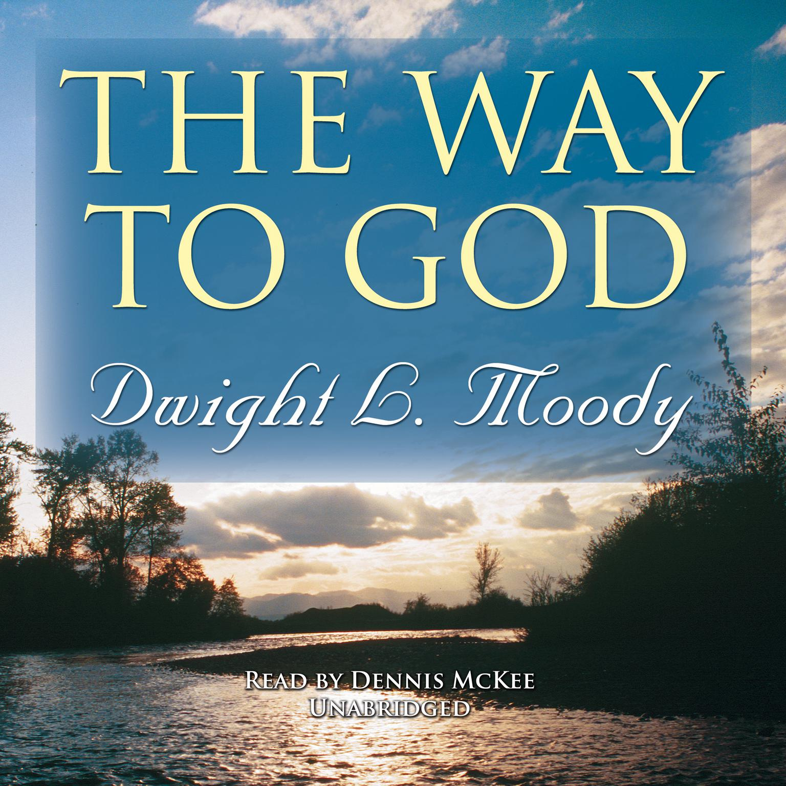 Printable The Way to God Audiobook Cover Art