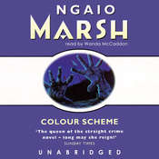 Colour Scheme, by Ngaio Marsh