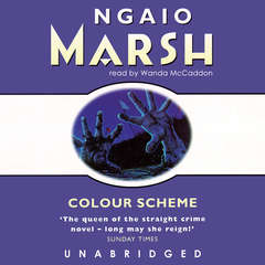 Colour Scheme Audiobook, by Ngaio Marsh