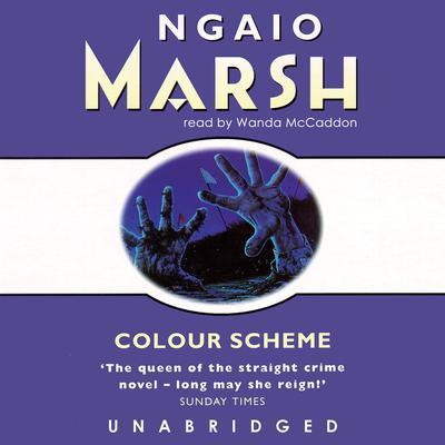 Colour Scheme Audiobook, by Ngaio Marsh