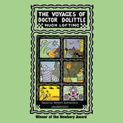 The Voyages of Doctor Dolittle, by Hugh Lofting