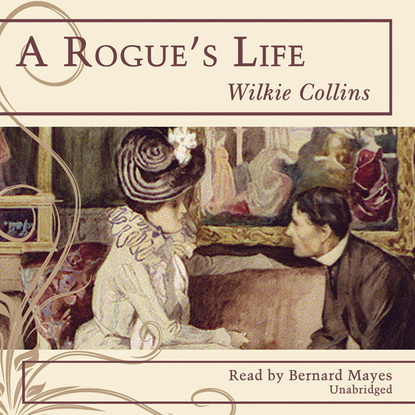 Printable A Rogue's Life Audiobook Cover Art