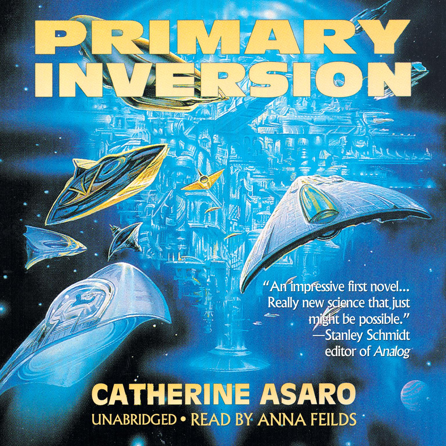 Printable Primary Inversion Audiobook Cover Art