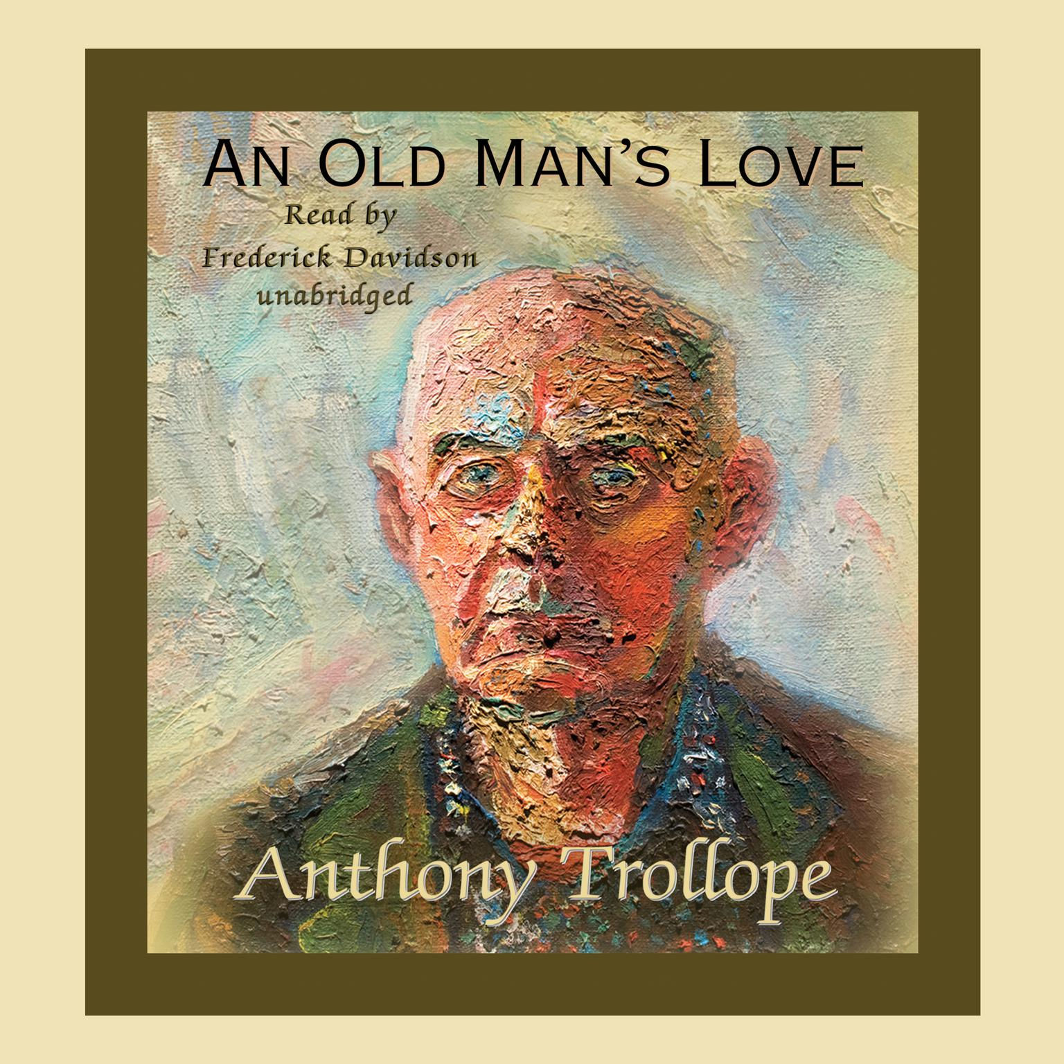 Printable An Old Man's Love Audiobook Cover Art