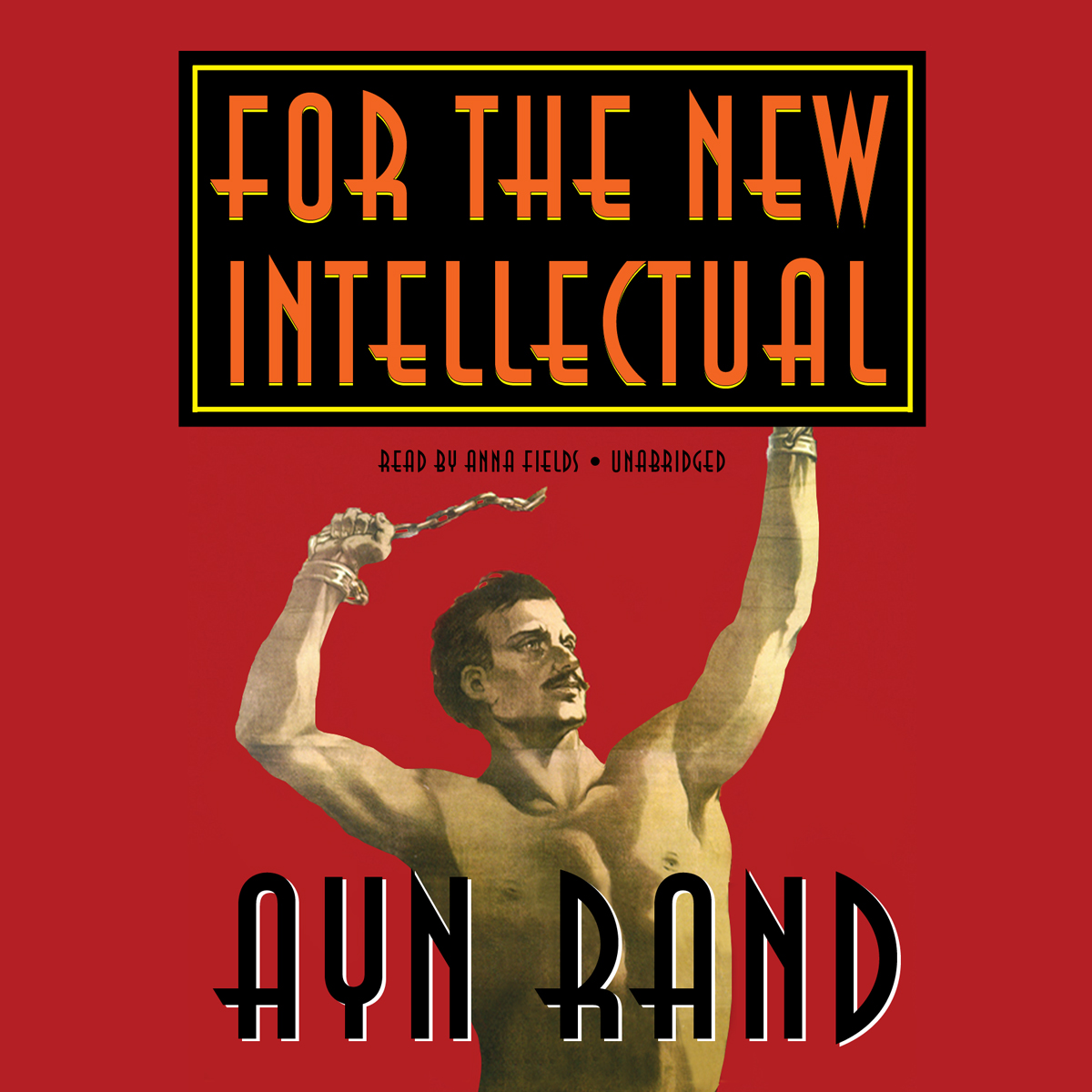 Printable For the New Intellectual Audiobook Cover Art
