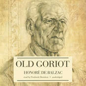 Old Goriot Audiobook, by Honoré de Balzac