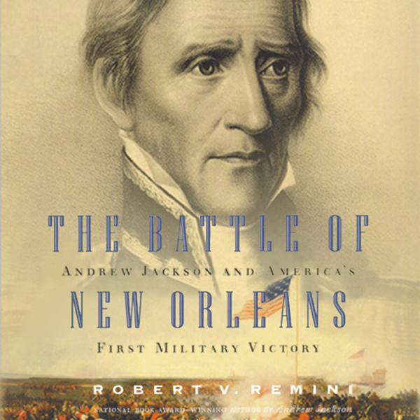 Printable The Battle of New Orleans Audiobook Cover Art