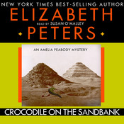 Crocodile on the Sandbank, by Elizabeth Peters