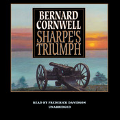 Sharpe's Triumph: Richard Sharpe and the Battle of Assaye, September 1803, by Bernard Cornwell