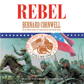Rebel Audiobook, by Bernard Cornwell
