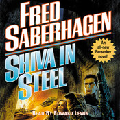 Shiva in Steel Audiobook, by Fred Saberhagen