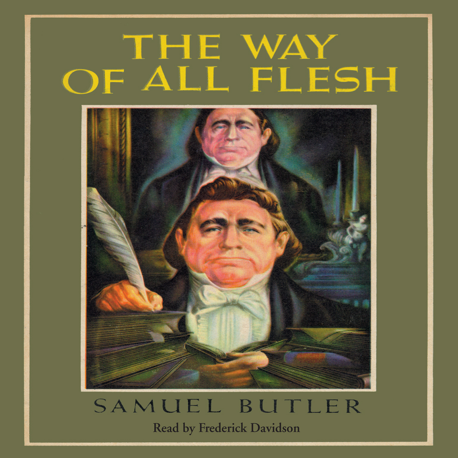 Printable The Way of All Flesh Audiobook Cover Art