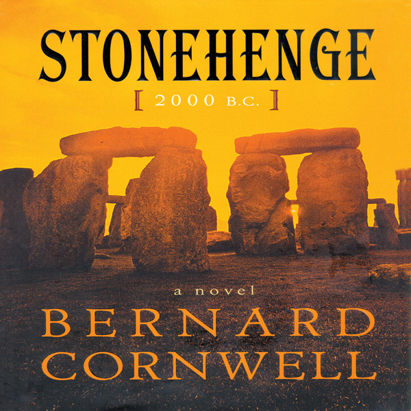Printable Stonehenge, 2000 B.C.: A Novel Audiobook Cover Art