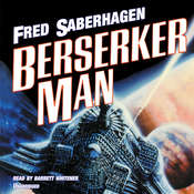 Berserker Man Audiobook, by Fred Saberhagen