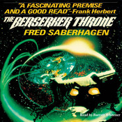 The Berserker Throne, by Fred Saberhagen