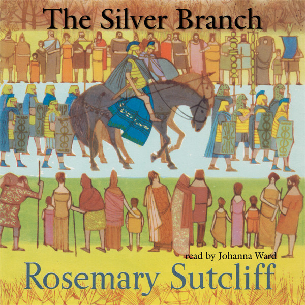 Printable The Silver Branch Audiobook Cover Art