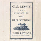 C. S. Lewis: Memories and Reflections Audiobook, by John Lawlor